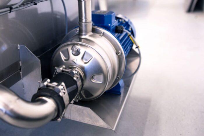 Pompa din inox masina pulverizare